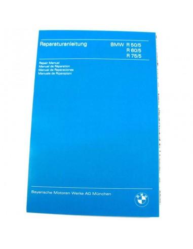 manuel de réparation BMW R 50/5 bis R...