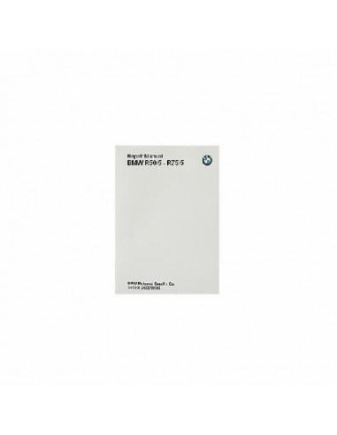 manuel de réparation BMW R 50/5 à R...