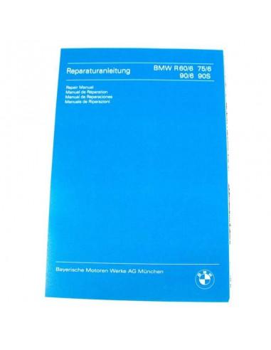 manuel de réparation BMW R 60/6 bis R...