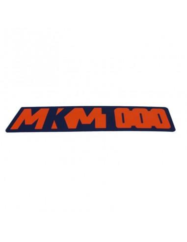 "autocollant Krauser ""MKM 1000"" 22 x 4cm"