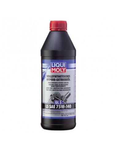 huile pour engrenage 75W140 GL5 Liqui...