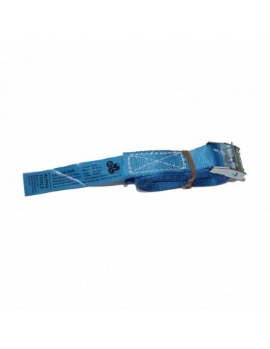 Sangle BELT bleue 25mm (2,5 mètres)