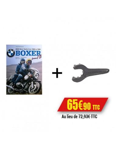 OFFRE COMBINÉE Livre BMW Boxer + Clé...