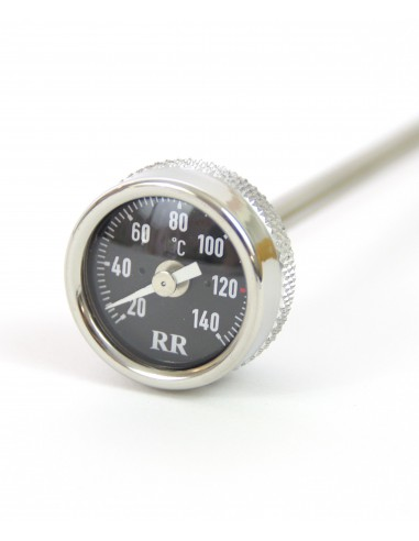 jauge à huile thermomètre, longue R2V...