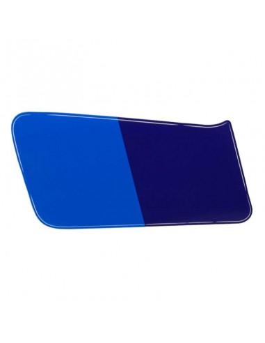 autocollant bleu-violet gauche BMW...