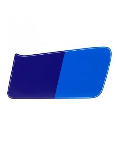autocollant bleu-violet droit BMW G/S...