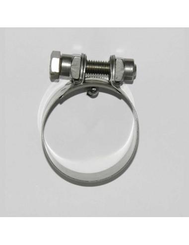 collier de serrage 48mm pour échappement