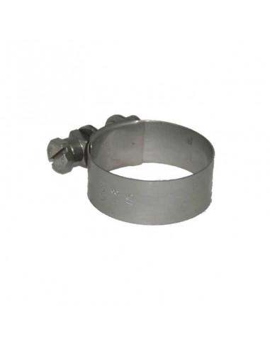 collier de serrage 38mm pour échappement