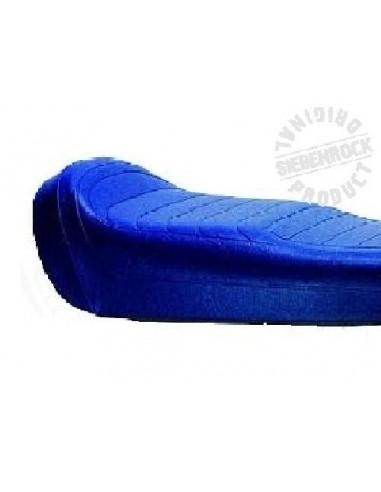 revêtement de selle bleu BMW S models