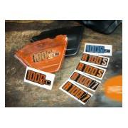 Emblèmes et stickers